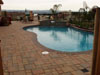 We can help you surround your pool with beautiful plantings.